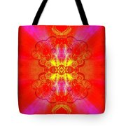 Thoughts Of Love And Light Transforming Tote Bag