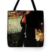 Thoughts Of The Past Tote Bag