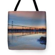 Thousand Islands Sunrise Tote Bag