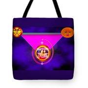 Creators Of Embodiment Tote Bag