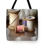 Thread And Mending Tote Bag