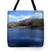 Threadbo Lake Panorama - Australia Tote Bag
