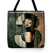 Three Along The Way Tote Bag
