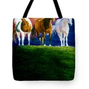 Three Amigos Tote Bag by Hanne Lore Koehler