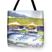 Three Amigos Poolside Tote Bag