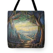 Three And A Half Wishes Tote Bag