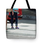Three And One Tote Bag