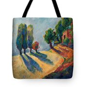 Three And One Trees Tote Bag