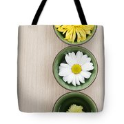 Three Tote Bag by Anne Gilbert