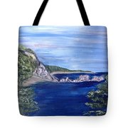 Three Arches Rock Tote Bag