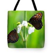Three Beauties Tote Bag