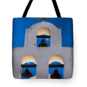 Three Bells In The Afternoon Tote Bag