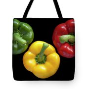 Three Colors Tote Bag