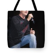 Three Doors Down - Brad Arnold Tote Bag