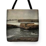 Three Fishermen Tote Bag