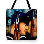 Three Heros Tote Bag