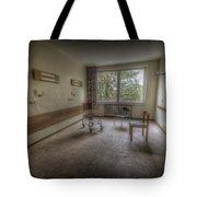 Three Ill's Tote Bag