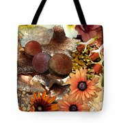 Three In A Row Tote Bag