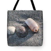 Three Is Not A Crowd Tote Bag