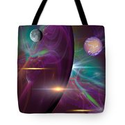 Three Lords A Leaping Tote Bag