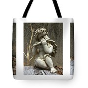 Three Musicians Triptych  Tote Bag