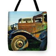 Three Old Fords Tote Bag