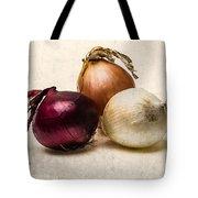 Three Onions - 1 Tote Bag