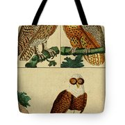 Three Owls Tote Bag