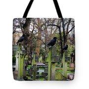 Three Ravens Tote Bag