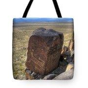 Three Rivers Petroglyphs 3 Tote Bag