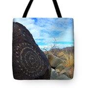 Three Rivers Petroglyphs 5 Tote Bag