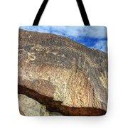 Three Rivers Petroglyphs 6 Tote Bag