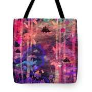Three Ships Tote Bag by Rachel Christine Nowicki