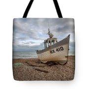 Three Sisters Fishing Boat Tote Bag
