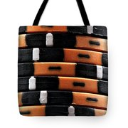 Three Stacks Tote Bag