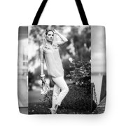 Three Times A Lady Tote Bag