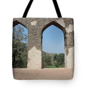 Three Views Tote Bag
