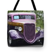 Three Window Coupe Tote Bag