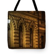 Three Windows Light Tote Bag