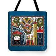 Three Women Tote Bag
