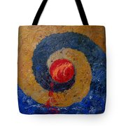 Threefold Anguish Tote Bag by Gigi Dequanne