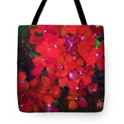 Thriving To Be Noticed Tote Bag