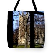 Throgh The Window Tote Bag