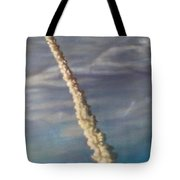 Throttle Up Tote Bag by Sean Connolly