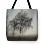Through A Train Window Number 3 Tote Bag by Carol Leigh