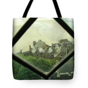 Through A Window To The Past Tote Bag