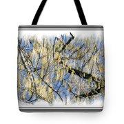 Through Imagination Tote Bag