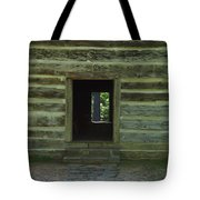 Through Old Mulkey Tote Bag