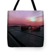 Through Rose Coloured Glasses  Tote Bag