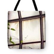 Through The Glass Tote Bag